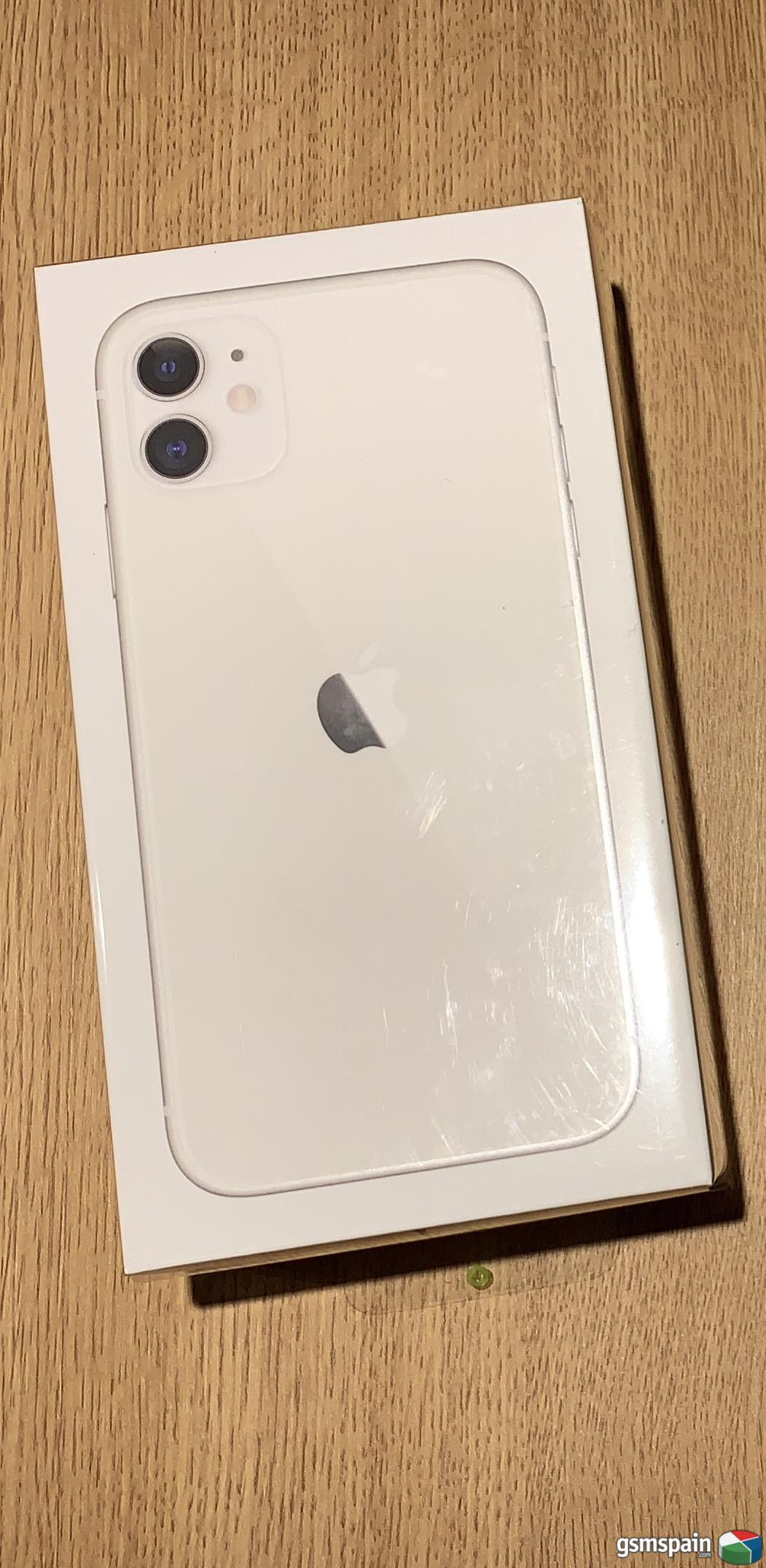 [VENDO] *** 2 x iPhone 11 64GB Blanco y Negro precintados ***