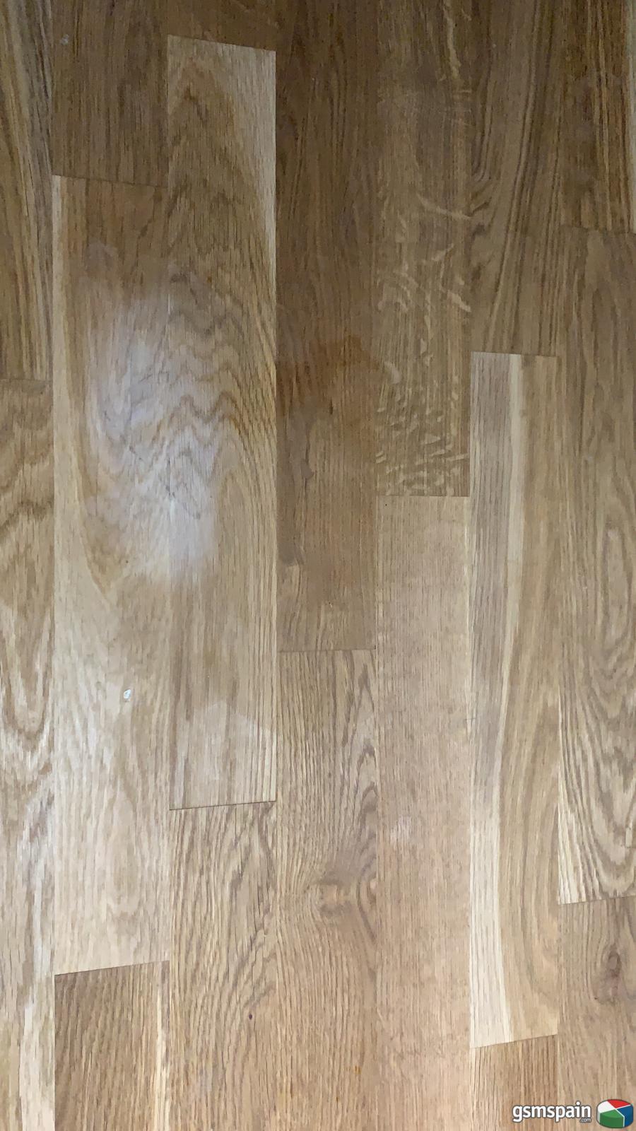 ¿ como reparar este suelo laminado?