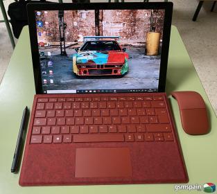 [vendo] Microsoft Surface Pro 7 I5 256gb 8 Ram