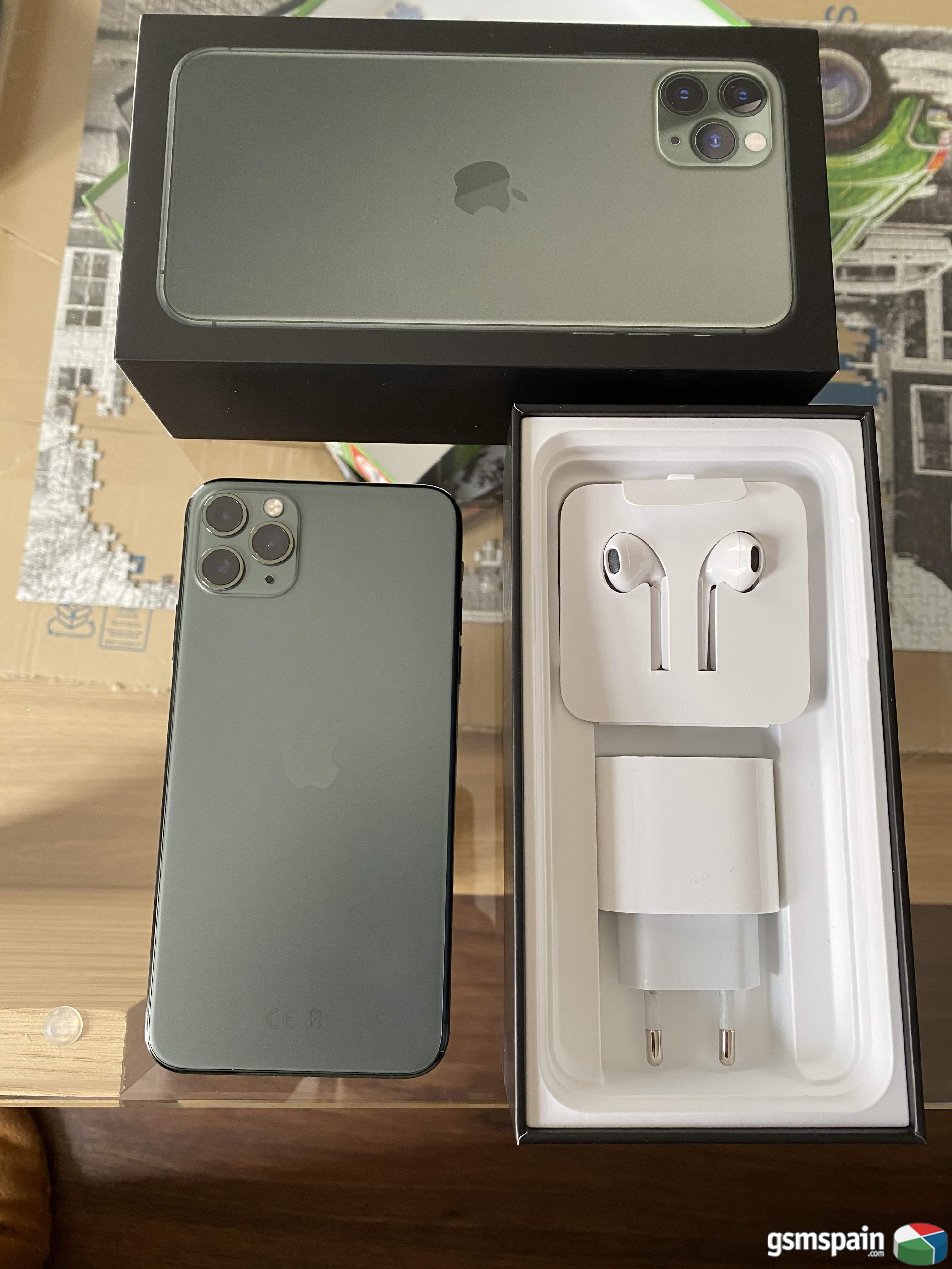 [VENDO] *** Iphone 11 Pro Max 64gb verde ***