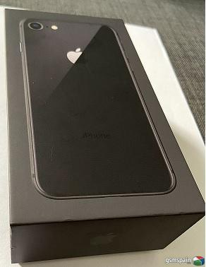 [VENDO] @@@@@@vendo iphone 8 black 64 gigas@@@@@@