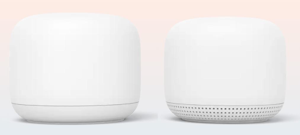 Google comienza a vender el Google Nest Wifi en España