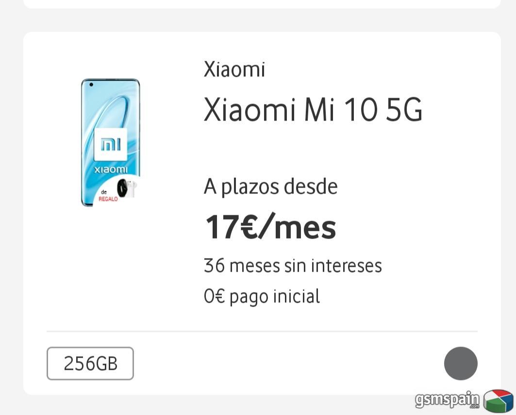 [HILO OFICIAL] Seguimiento XIAOMI MI 10 y MI 10 Pro