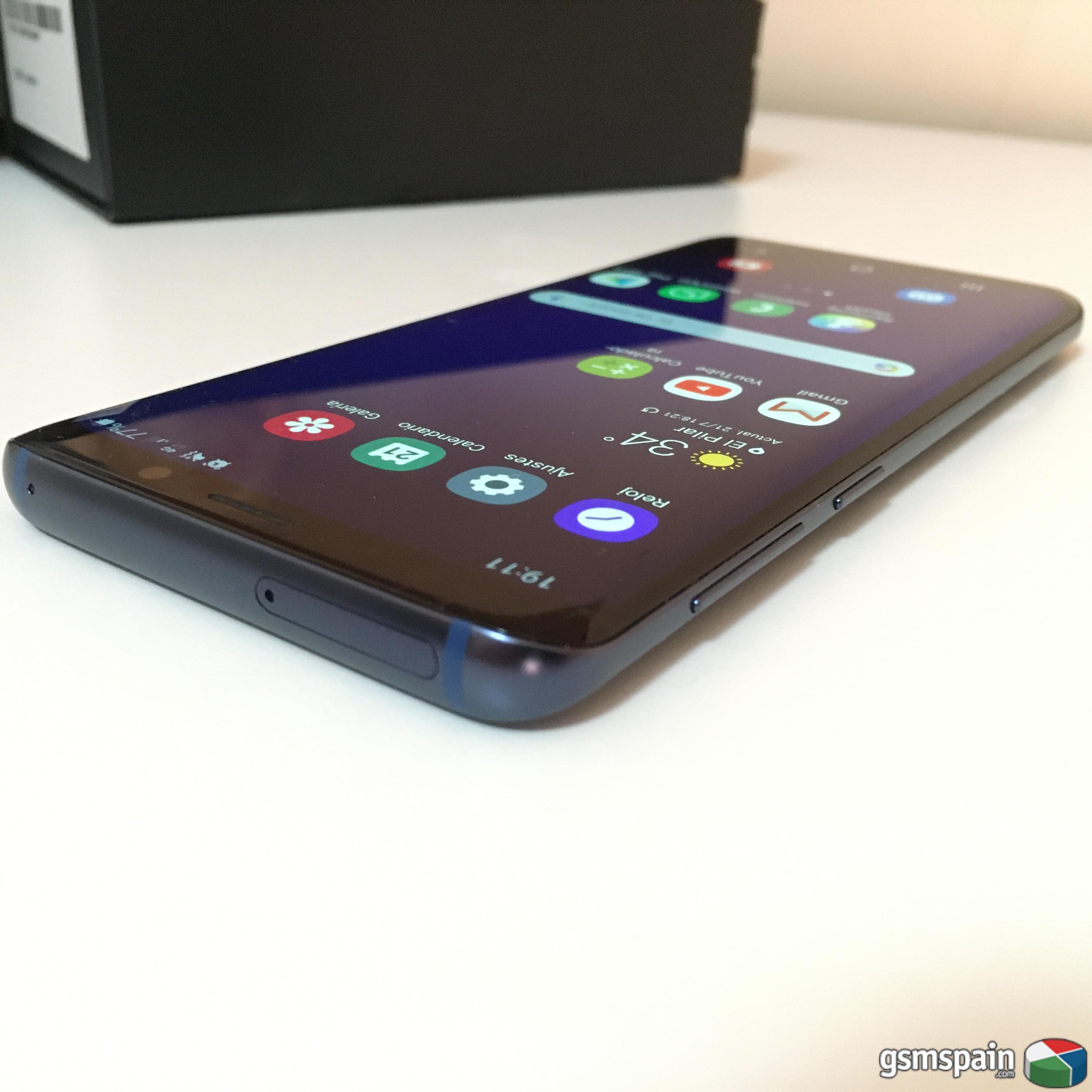[VENDO] Samsung Galaxy S9 64gb + 64 gb sd