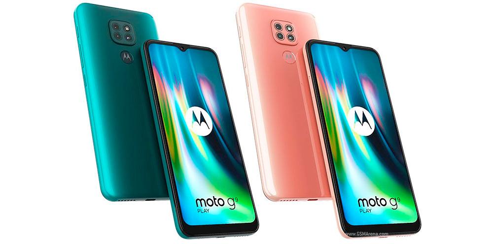 El Motorola Moto G9 Play llega a Europa por 169 Euros