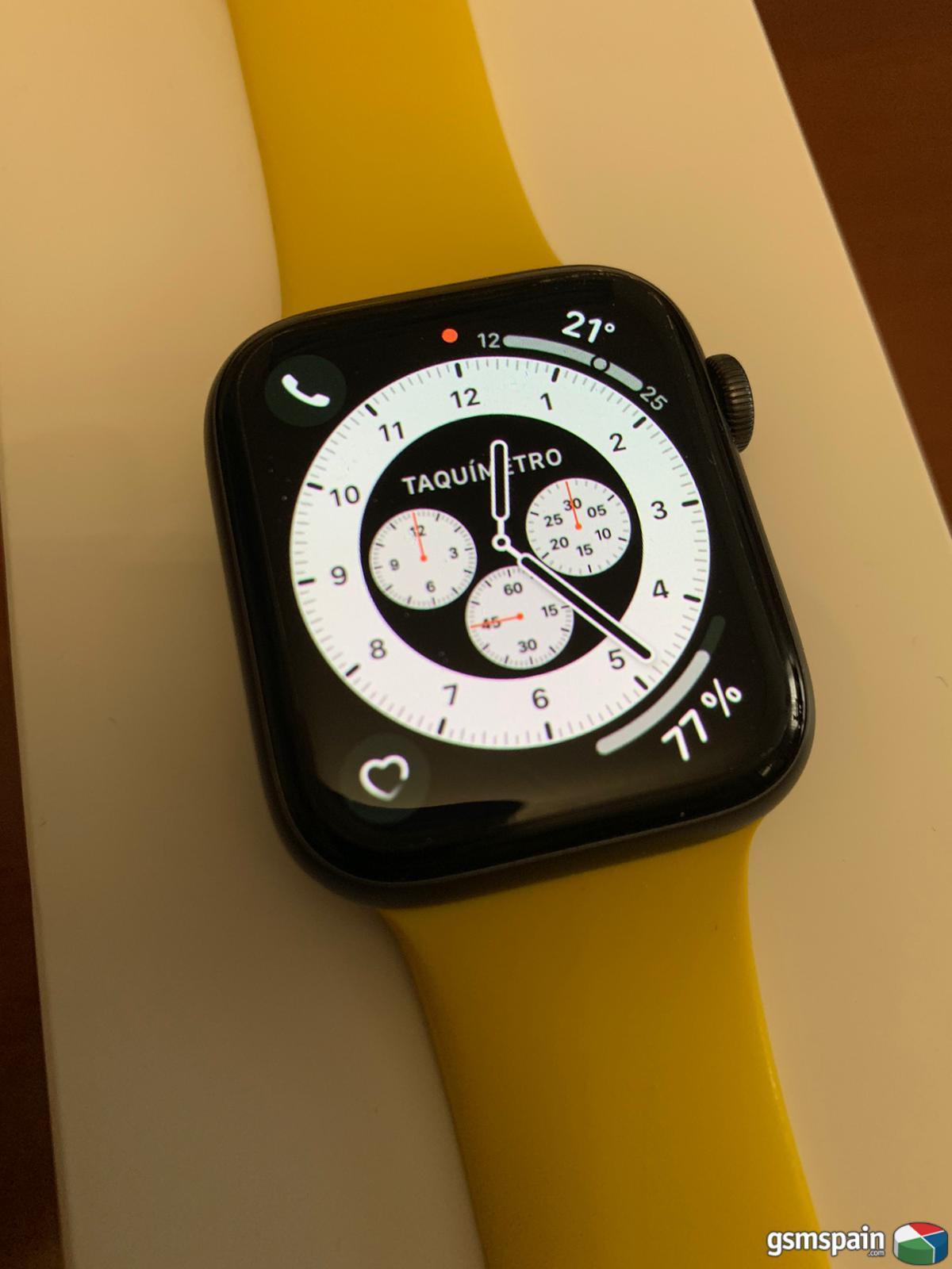 [VENDO] Apple Watch serie 4 gps