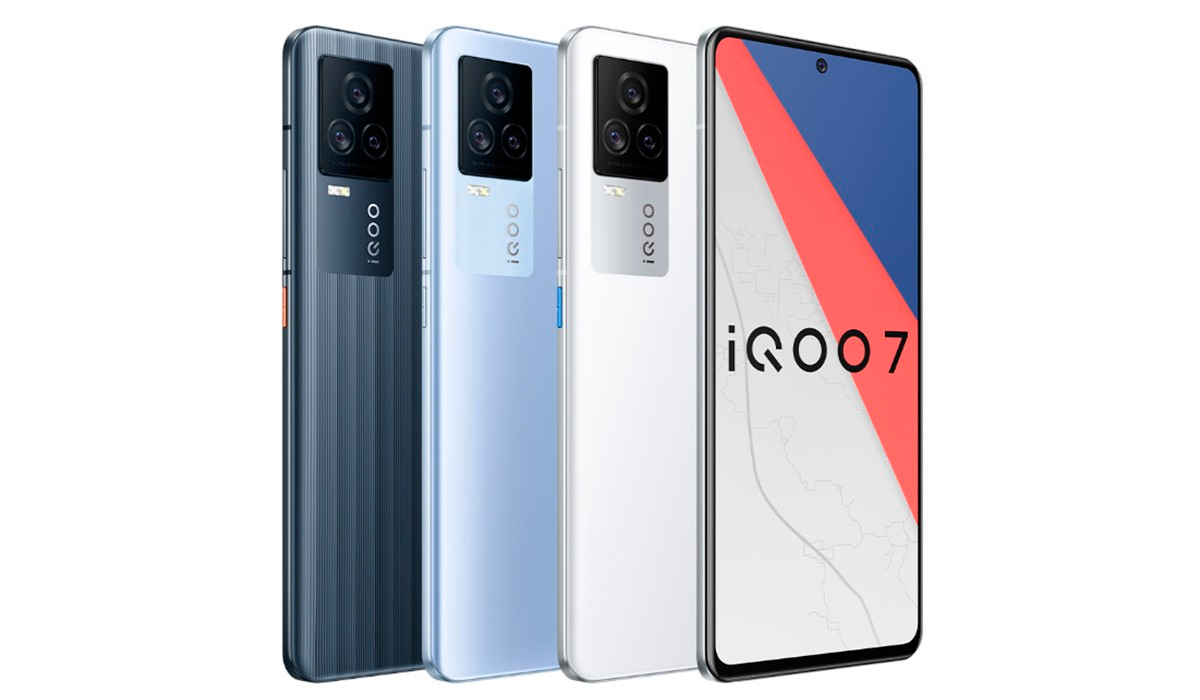 Vivo presenta el iQOO 7 con el Snapdragon 888