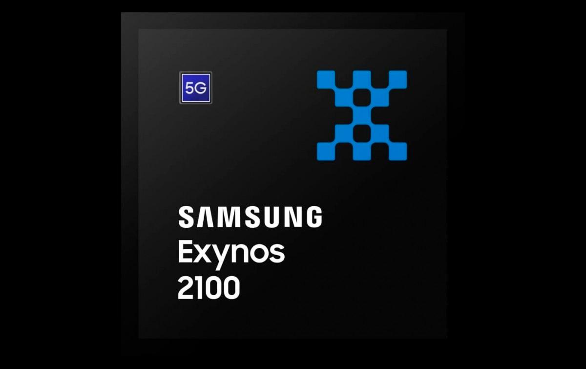 Samsung presenta oficialmente el Exynos 2100