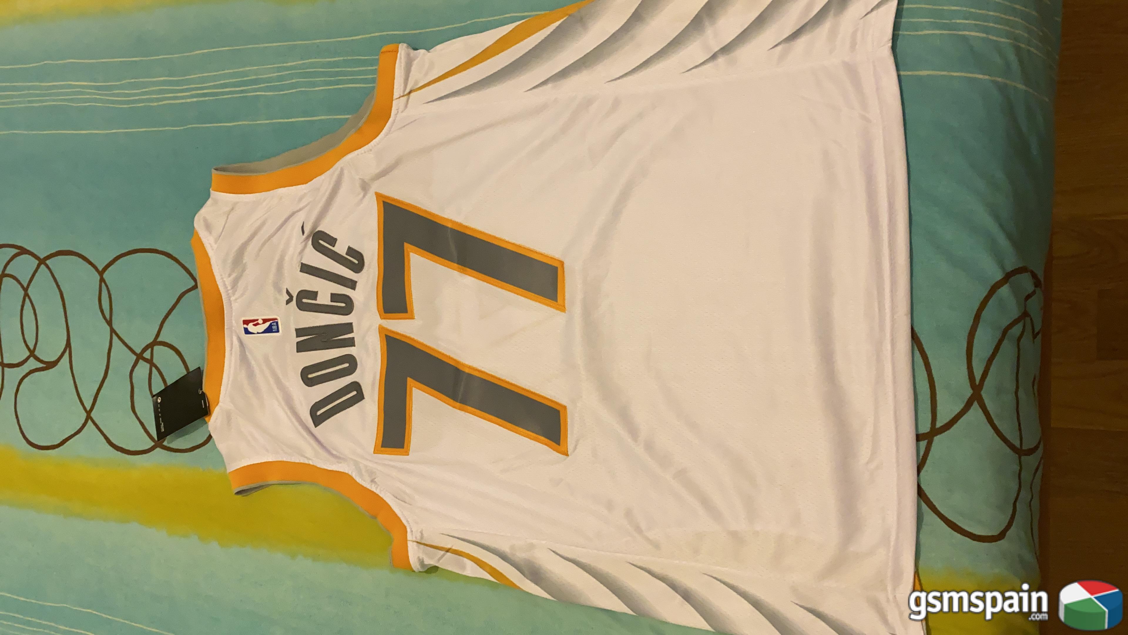 [VENDO] Camiseta NBA 20/21 Luka Doncic