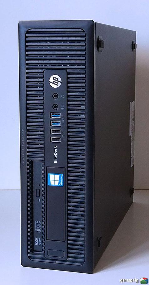 [VENDO] Ordenador HP Elitedesk 800 G1 Sff