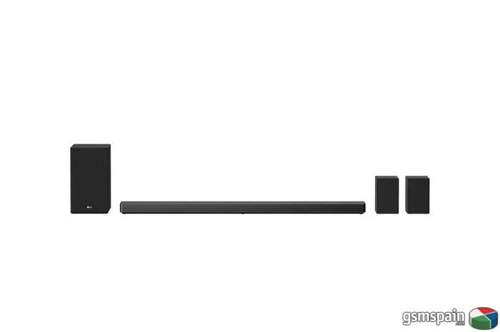 [vendo] Vendo Barra Sonido Lg Sn11 Rg