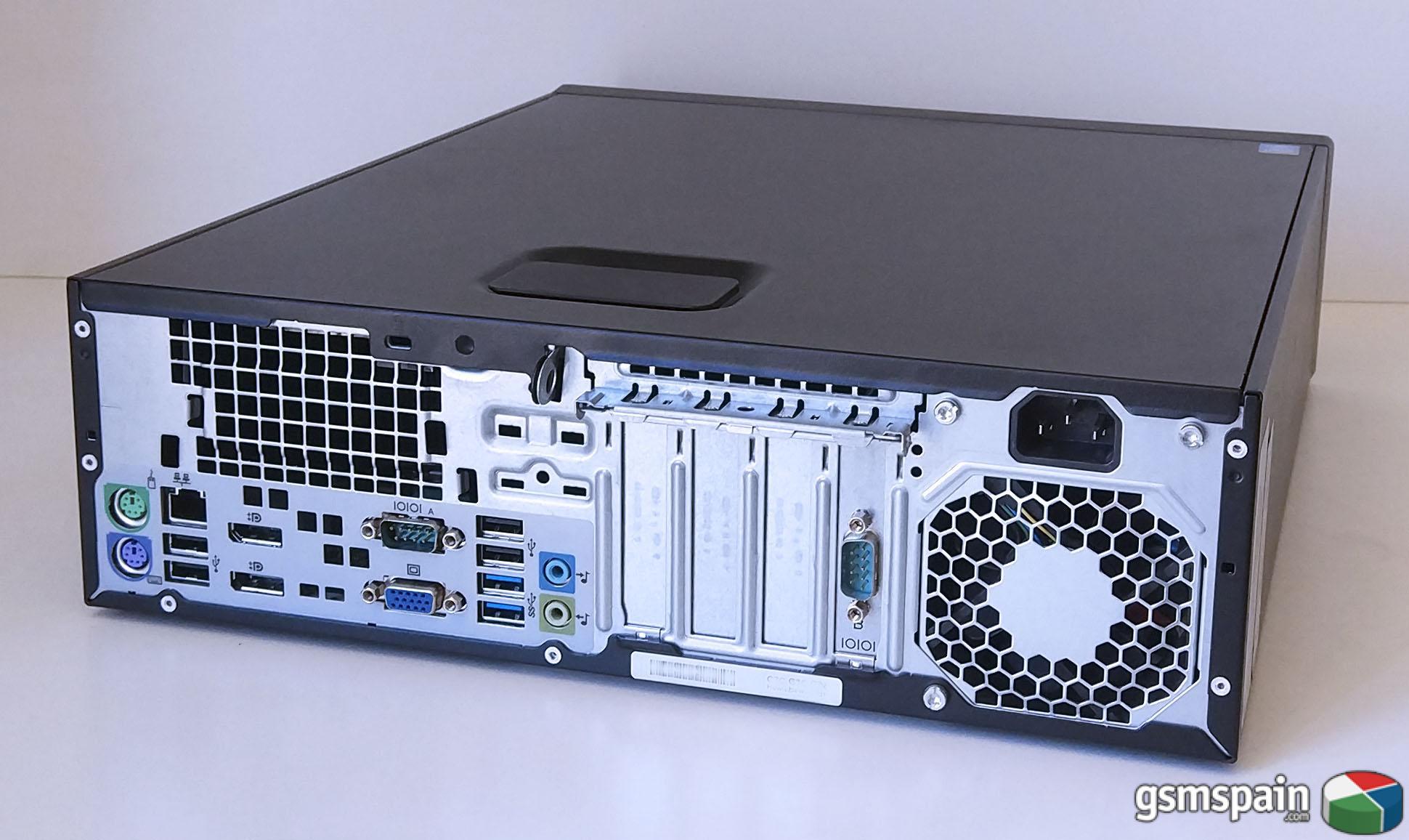 [VENDO] Ordenador HP Elitedesk 800 G1 Sff - i5
