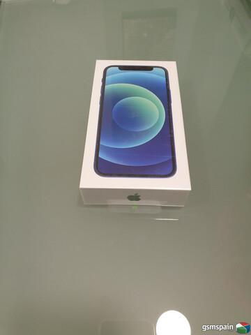 [VENDO] IPhone 12 128gb azul precintado