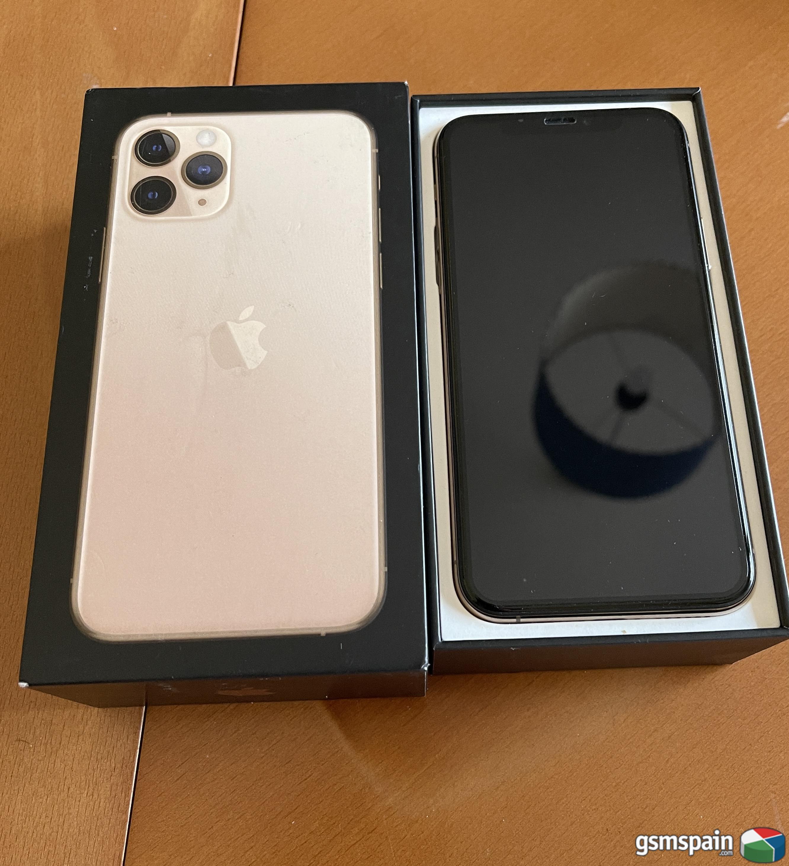 [VENDO] *** Apple Iphone 11 Pro 64gb dorado ***