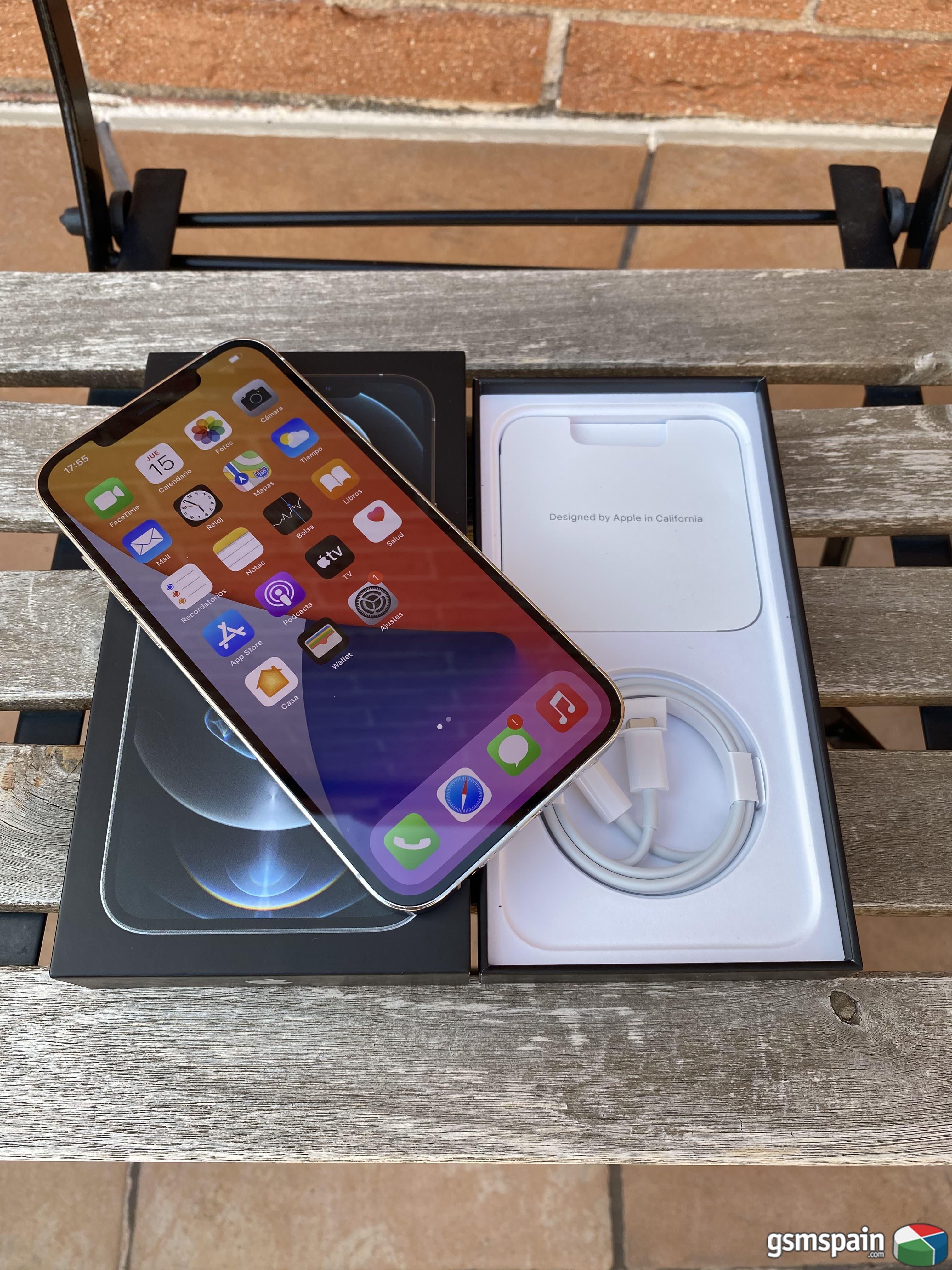 [VENDO] *** Iphone 12 Pro Max 128gb Silver ***