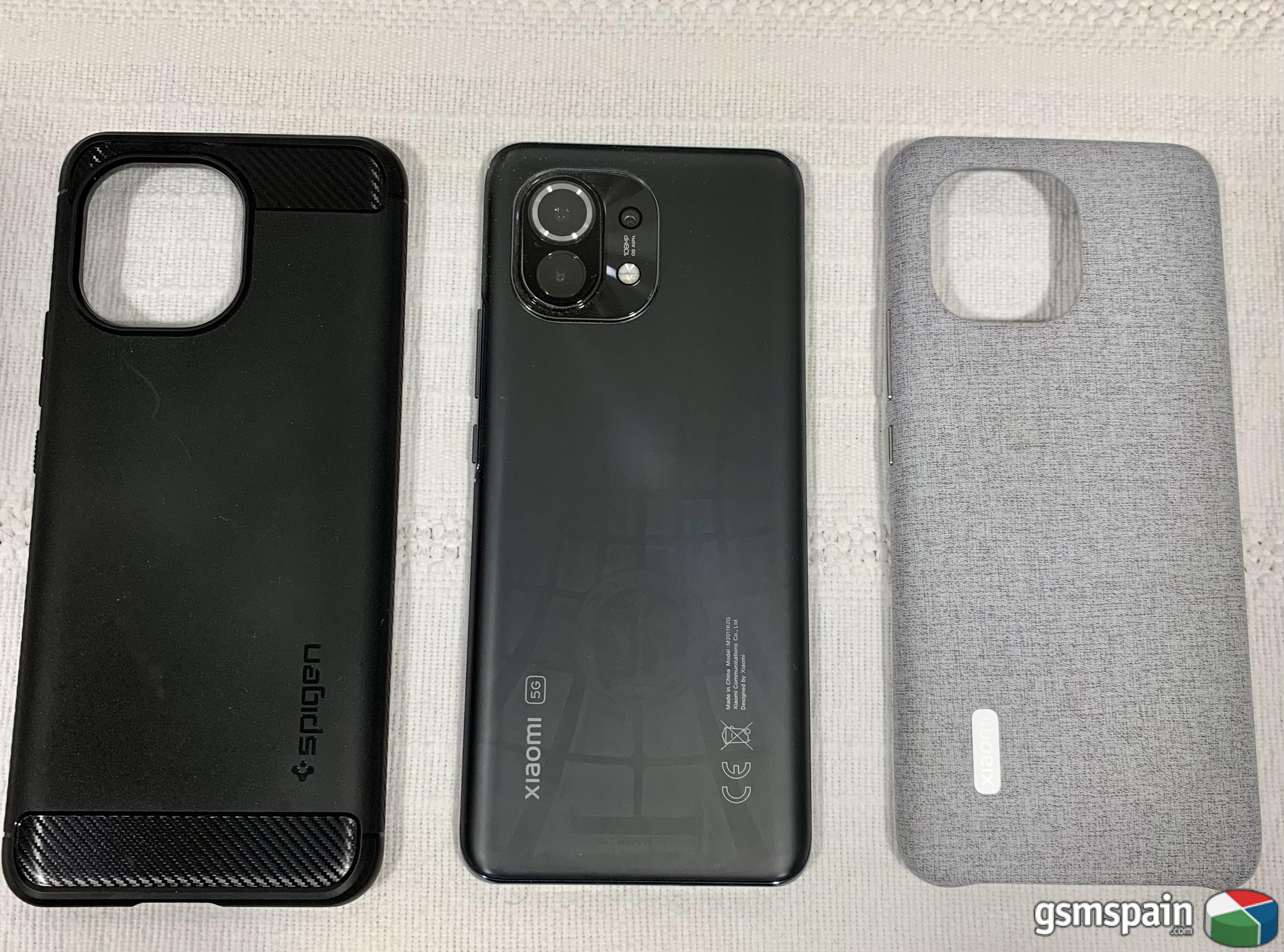 [VENDO] Xiaomi Mi11 128 gb versión global Amazon