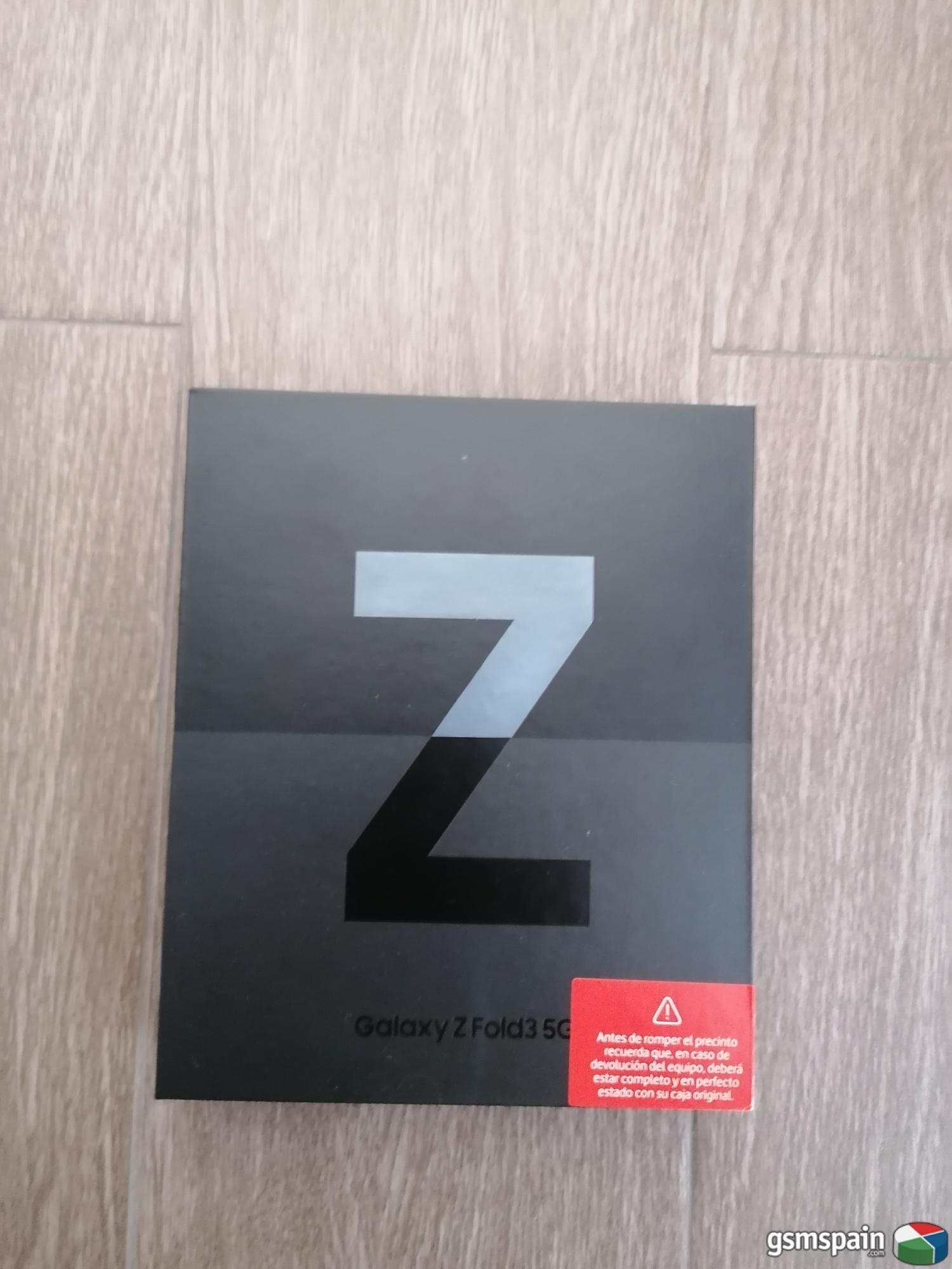 [VENDO] Samsung Z FOLD3 5G 256GB