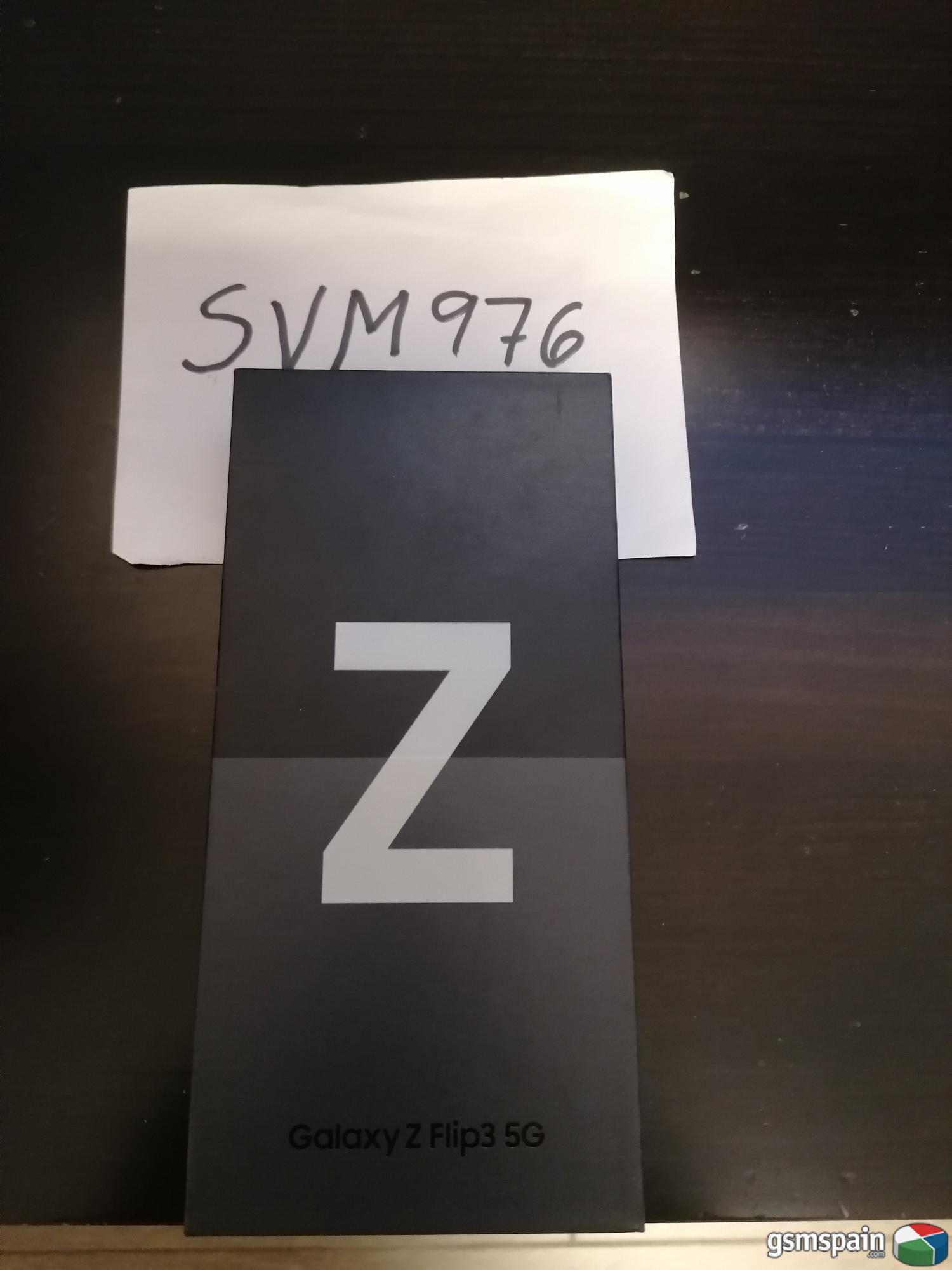 [VENDO] Cambio Samsung Z Flip3 5G 256GB Crema