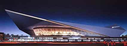 Se presentan los proyectos para el nuevo Mestalla