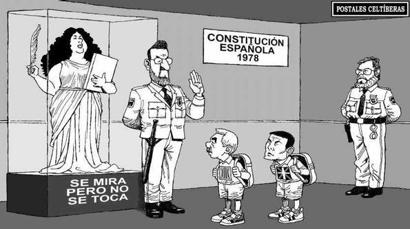 Feliz dia de la Constitucion