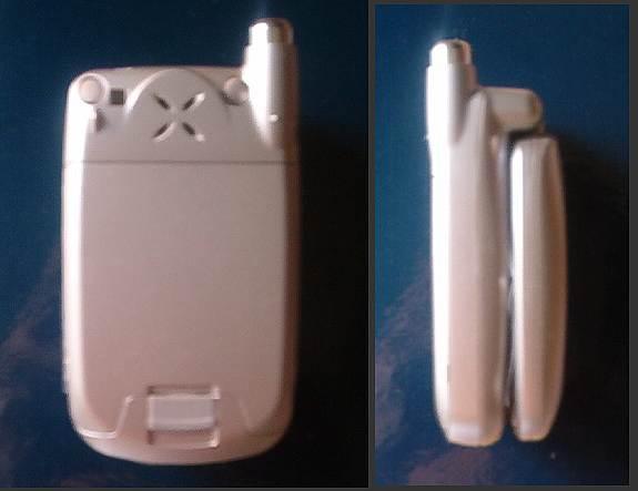 Cómo instalar la antena de botón plateada en el Panasonic X60