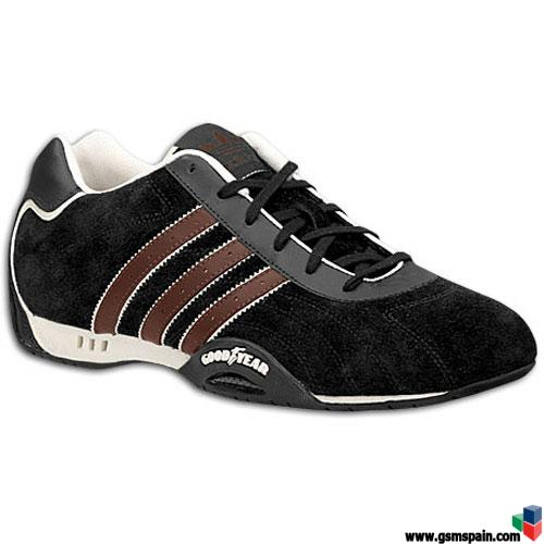 adidas goodyear negras
