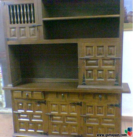 Vendo mueble de salon castellano - Muebles castellanos ...
