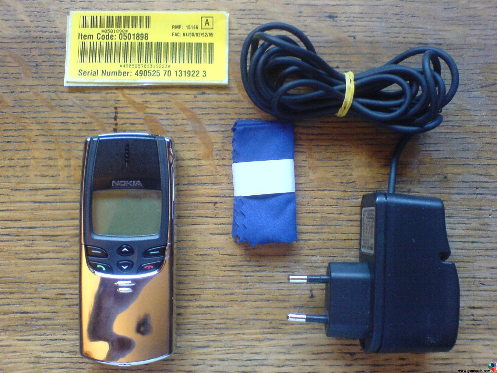 Review Nokia 8810