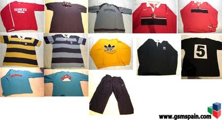 Ropa Nike, Adidas, Nudos y Bloom clothes ORIGINAL y Burberrys replica