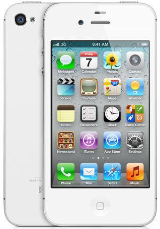 Precios oficiales del nuevo iPhone 4S