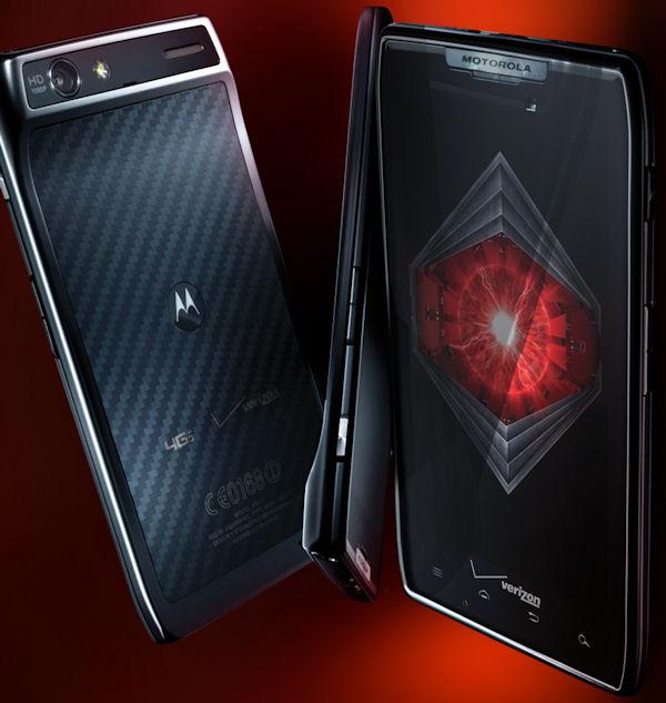 Nuevo Motorola RAZR, primera imagen oficial