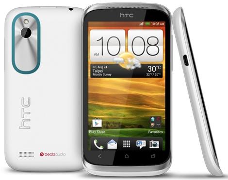 HTC Desire X presentado oficialmente