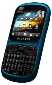 Alcatel OT-813 - Caracteristicas