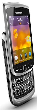 Manual De Usuario Blackberry Torch 9810