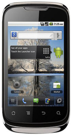Huawei Ascend Y330 ROOT