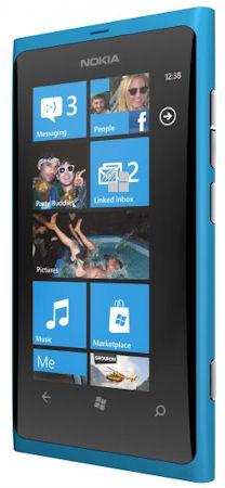 Nokia Lumia 800 Caracteristicas border=