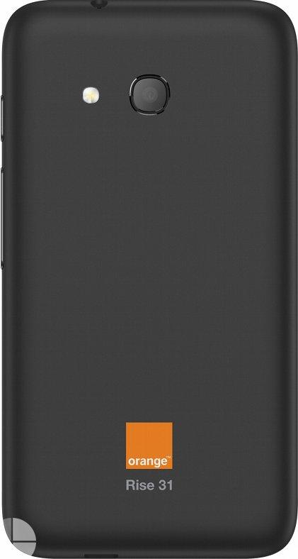 Tylko na zewnątrz Orange Rise 31 - Caracteristicas DX68