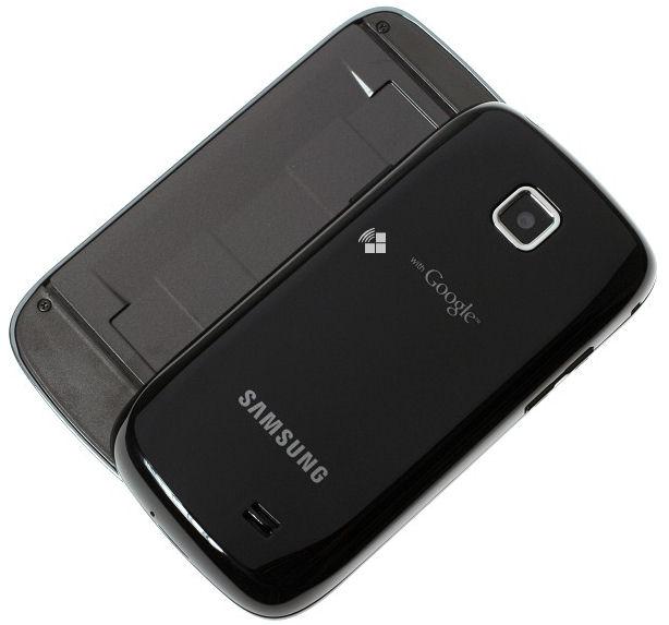 Samsung Galaxy 551 Gt I5510 Caracteristicas