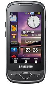 Samsung SGH S5560 Marvel - Caracteristicas